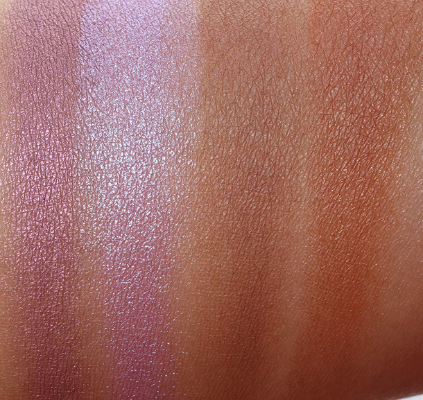 urban decay summer 2015 swatches