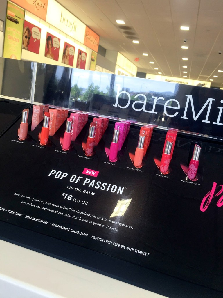 bareminerals pop of passion