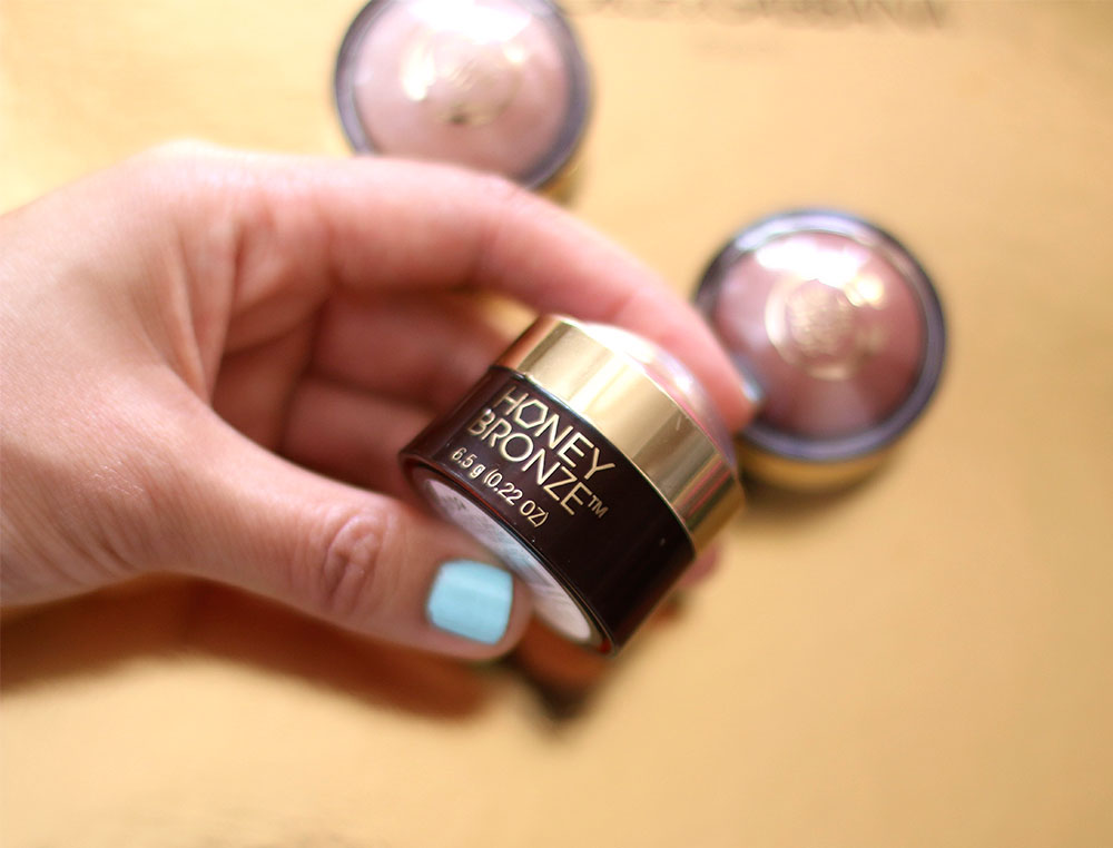 body shop honey bronze highlighting dome