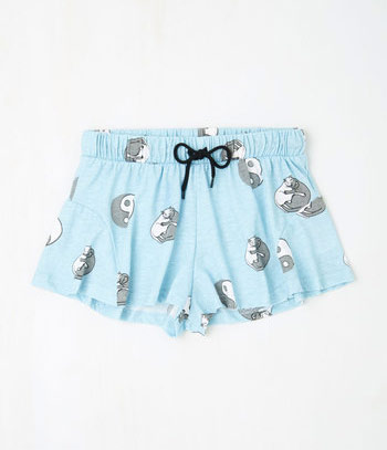 Cat pajama bottoms