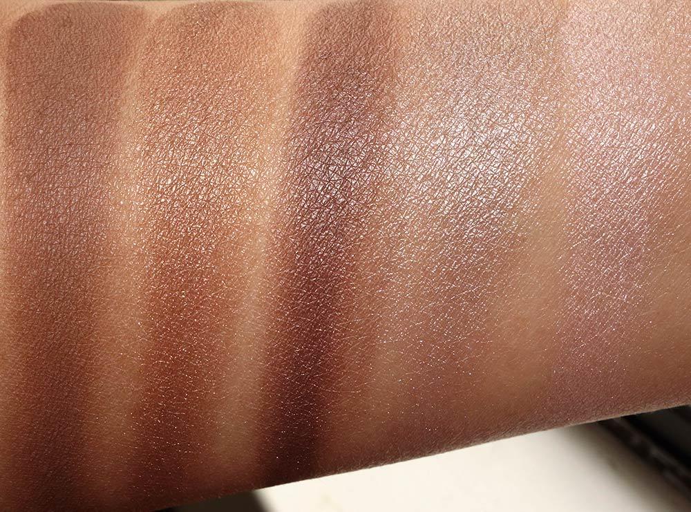 loreal la palette nude 1