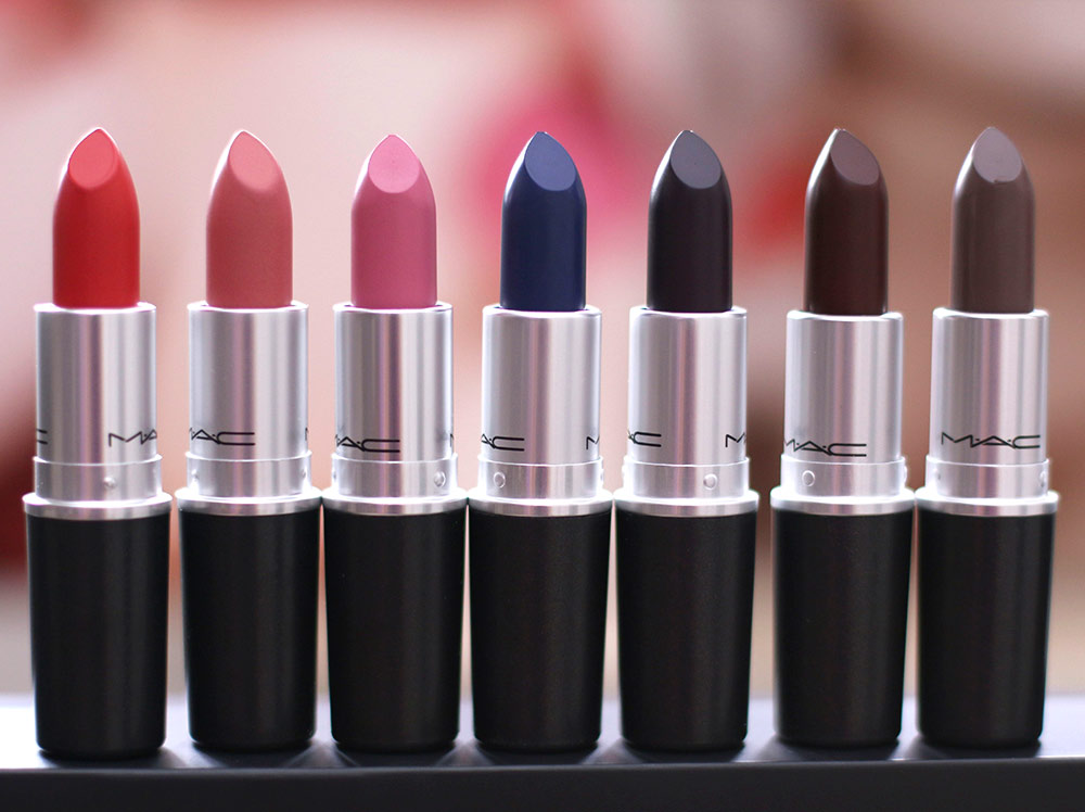 mac the matte lip collection many of these lipsticks are. Black Bedroom Furniture Sets. Home Design Ideas