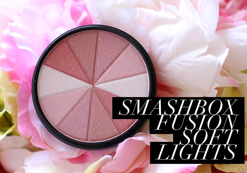 smashbox fusion soft lights baked starblush
