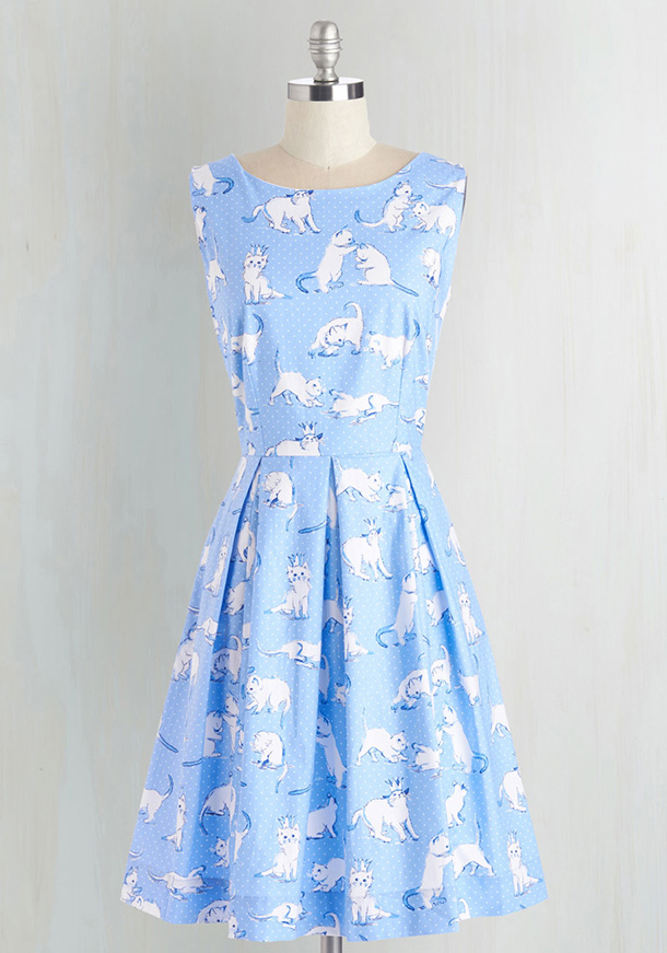 chalk of the town dress kittens