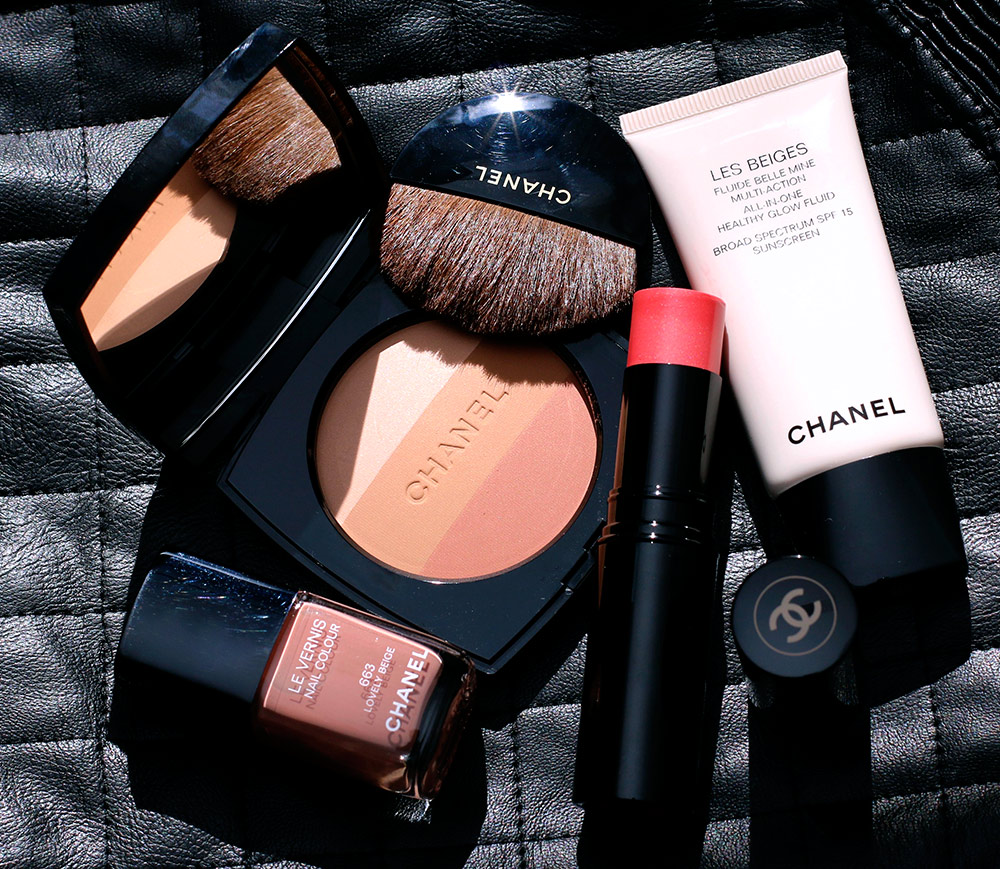 chanel les beiges summer 2015