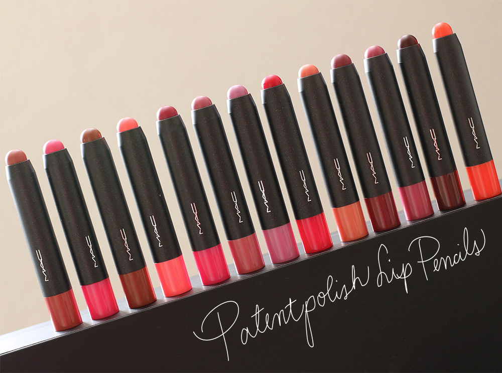 Favoloso The MAC Patentpolish Lip Pencils Are Going Permanent - Makeup and  GE11