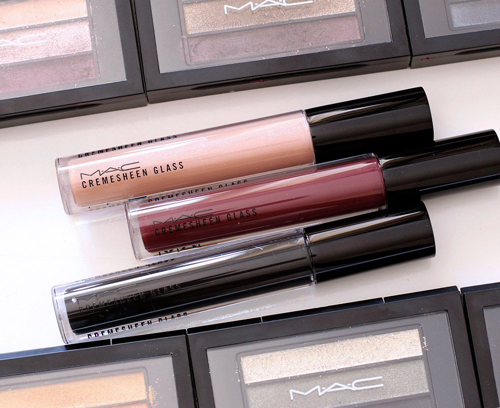 mac veluxe a trois cremesheens