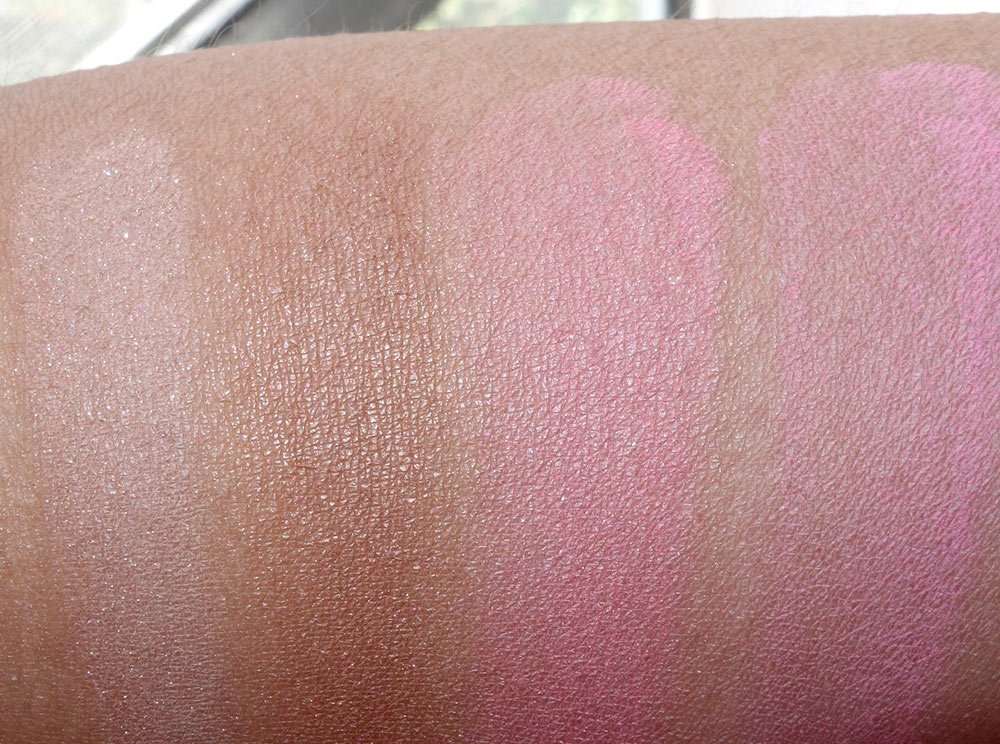 nars blame it on nars swatch