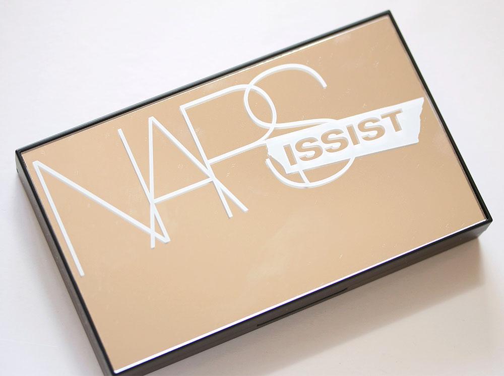 nars narsissist matte shimmer eyeshadow palette