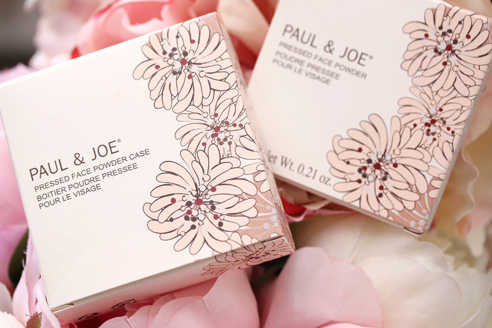 paul joe pressed face powder