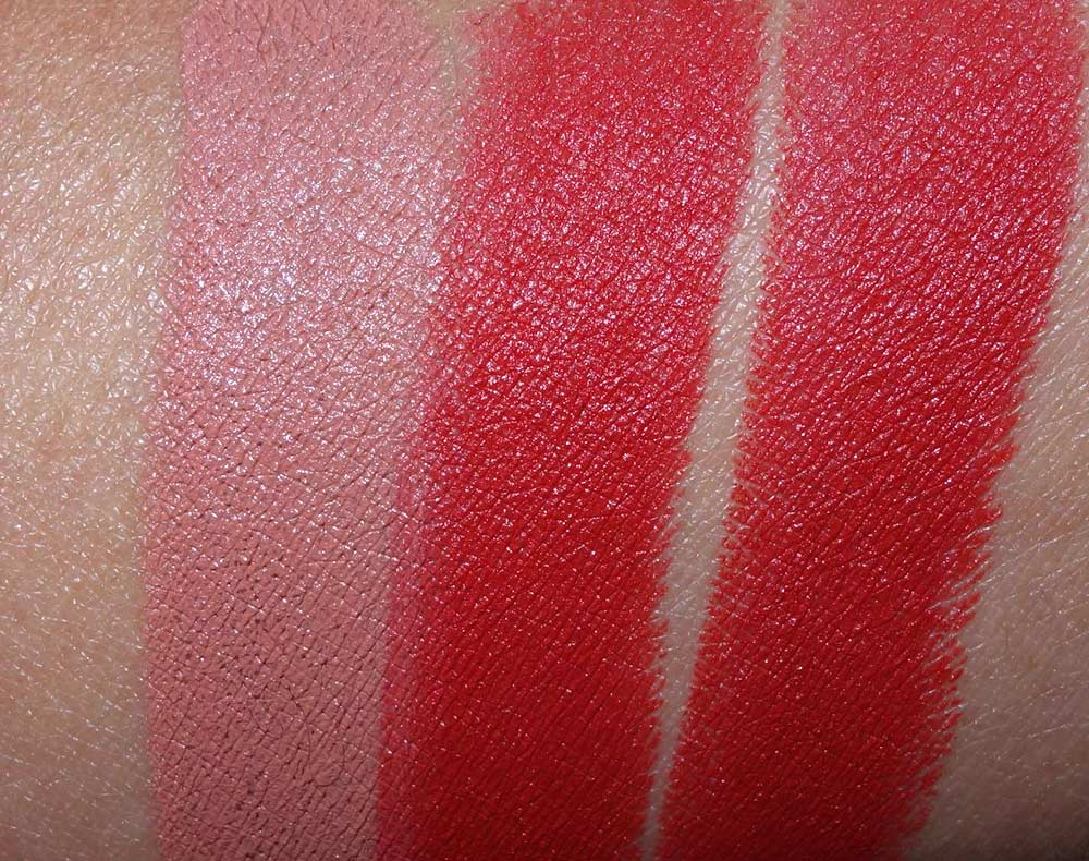 urban decay matte lipstick swatches