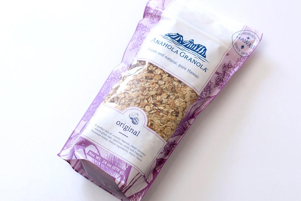 anahola granola