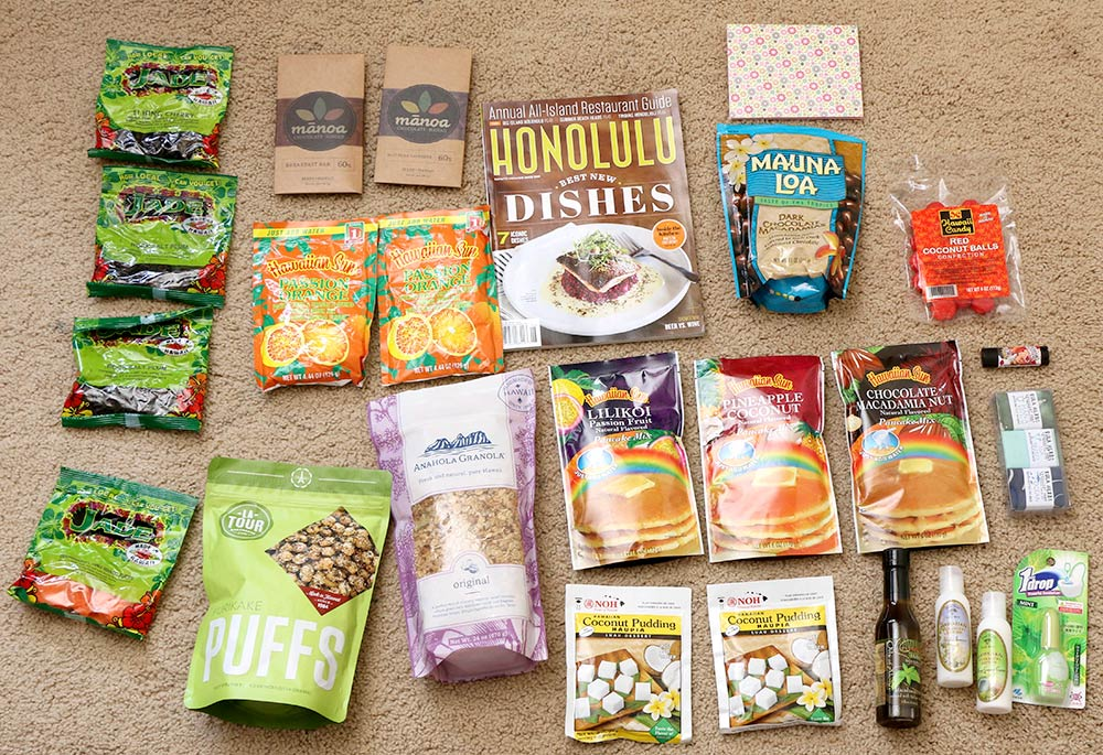 hawaii snacks