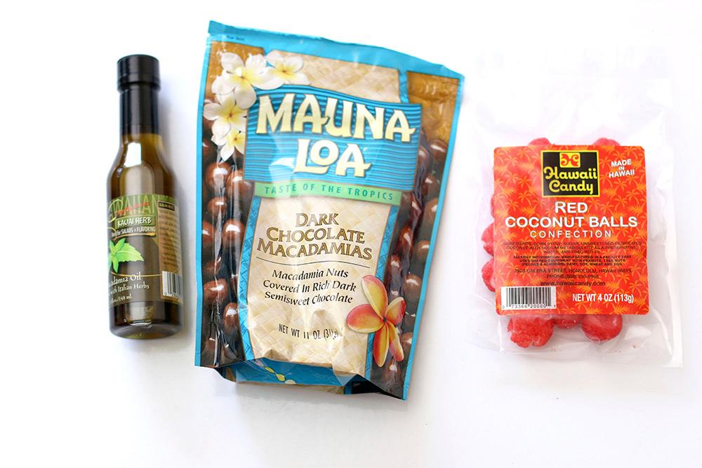macadamia nuts