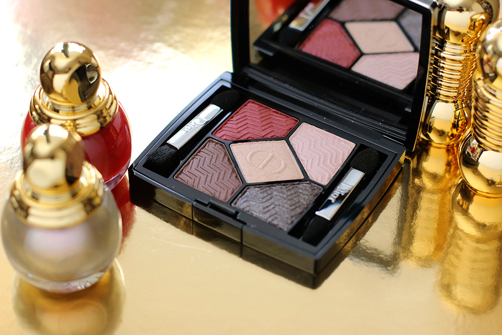 dior holiday 2015 blazing gold