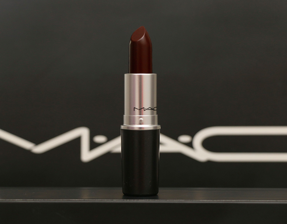 mac macnificent me lipstick deep love