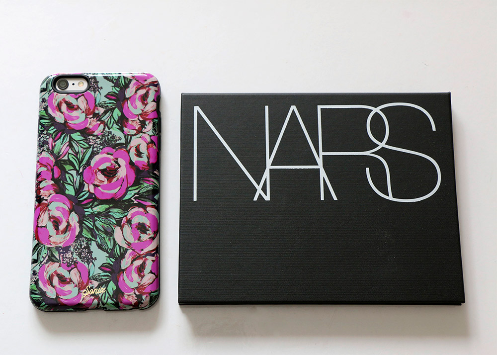 nars small pro palette