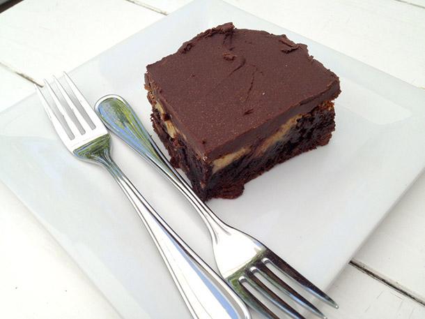 Rustic Bakery Brownie