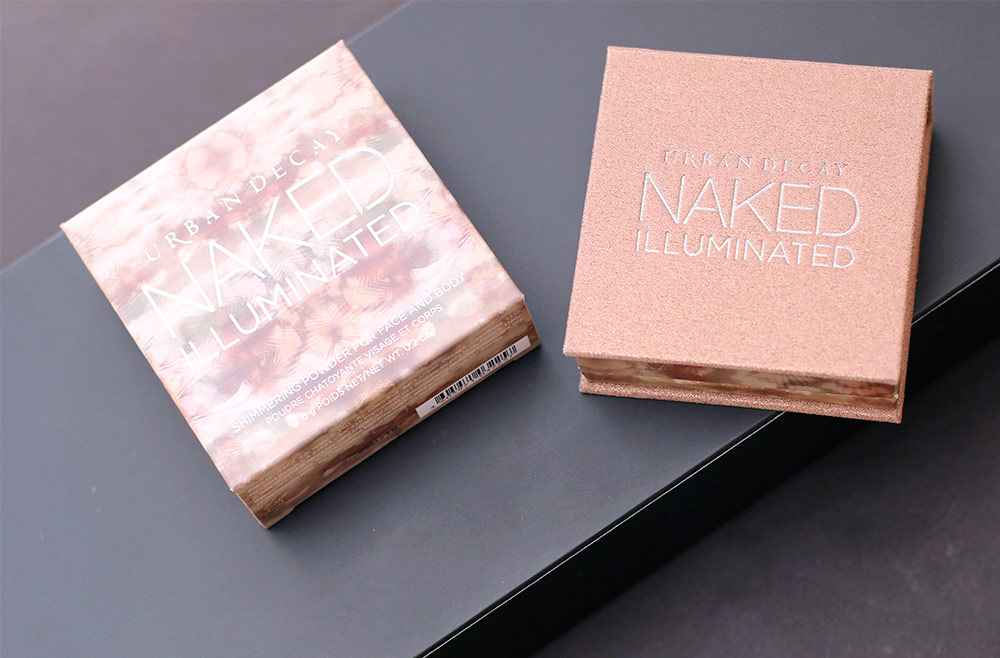 urban decay naked illuminated lit