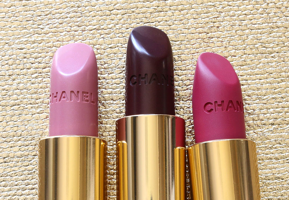 chanel holiday 2015 swatches vamporesue rouge noir la merveilleuse