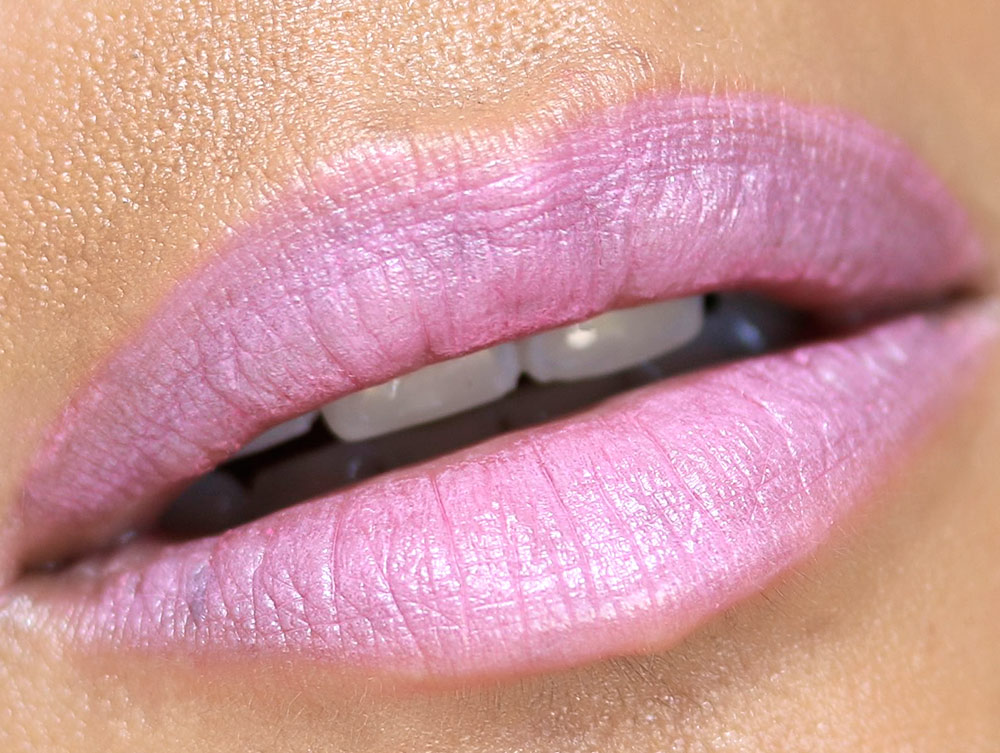 mac enchanted eve pink lipstick st germain