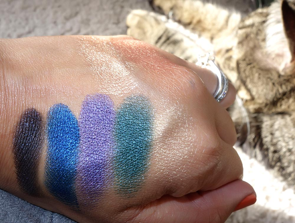MAC Magic of the Night Colourdrenched Pigments