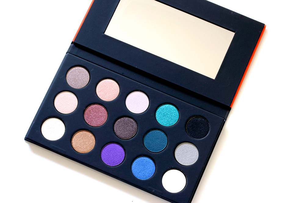 make up for ever holiday 2015 artist shadow
