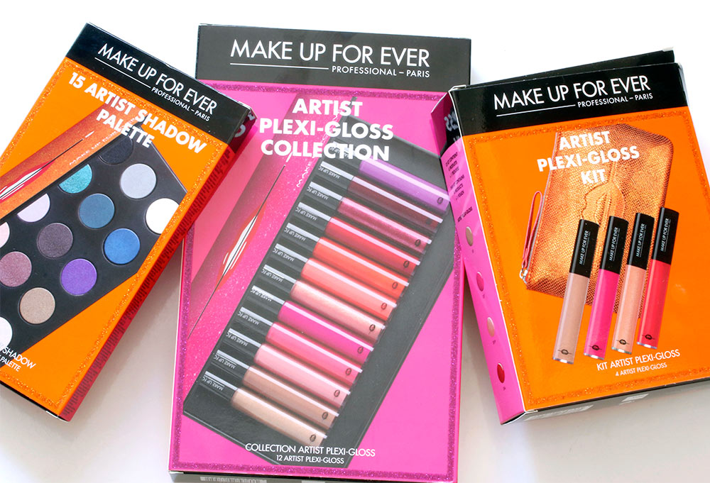 make up for ever holiday 2015