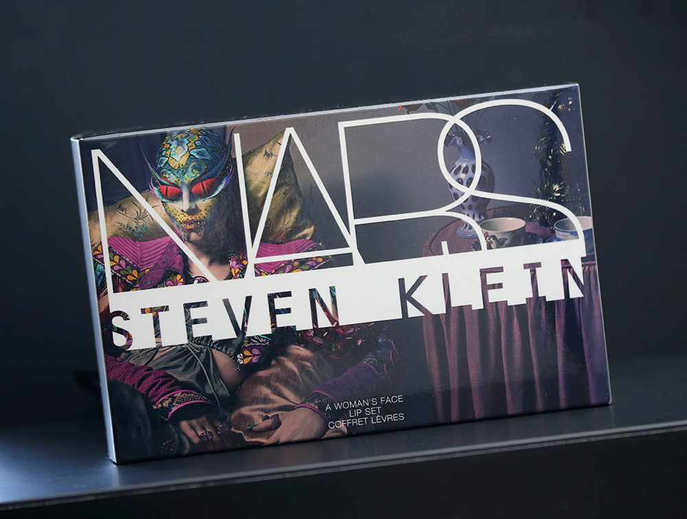 nars steven klein a womans face