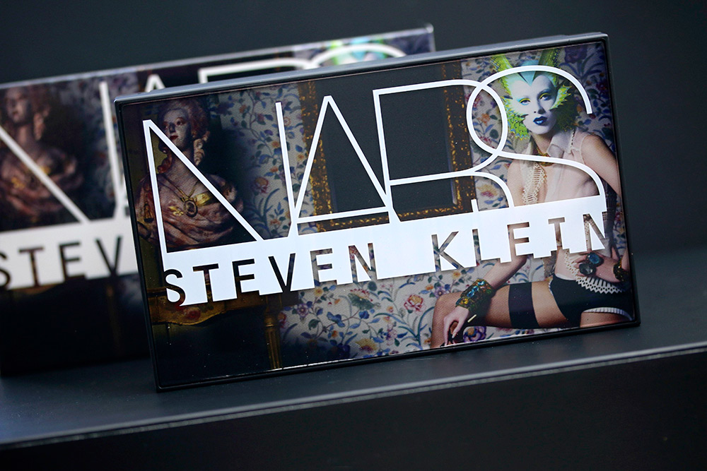 nars steven klein dispair cheek palette