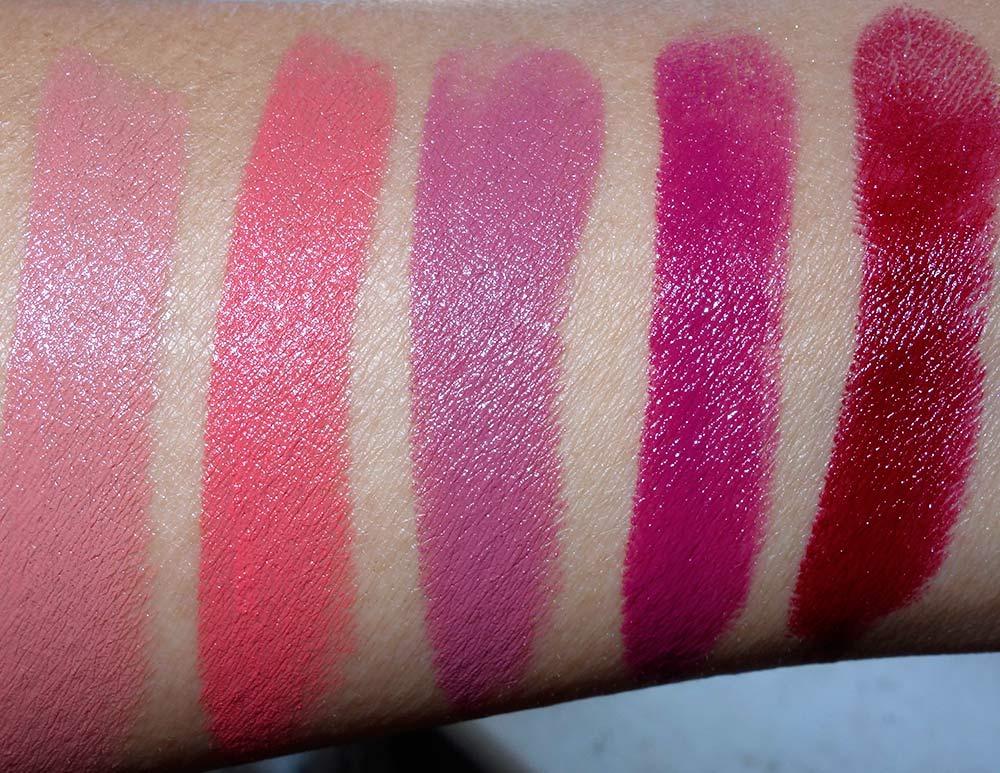 nars steven klein humoresque audacious lipstick coffret