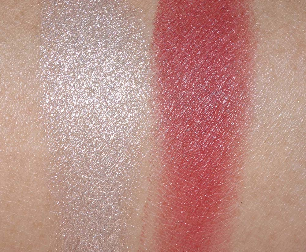 nars steven klein swatches blush