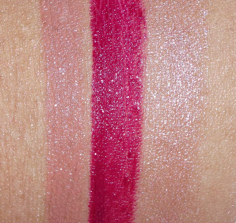 nars steven klein swatches lip gloss