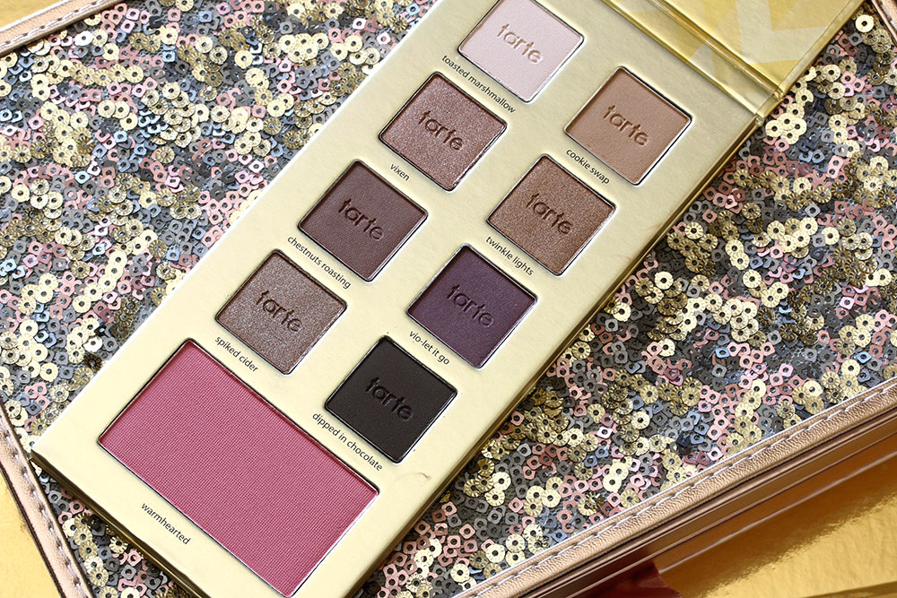tarte holiday 2015 greatest glitz
