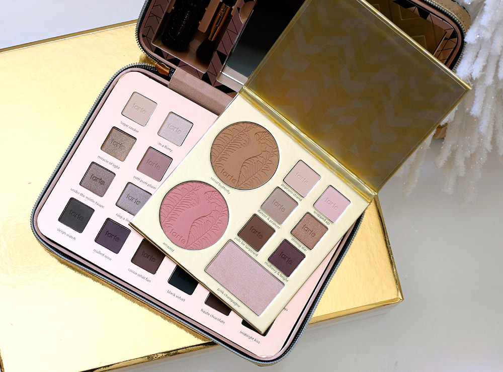 tarte holiday 2015 light of the party