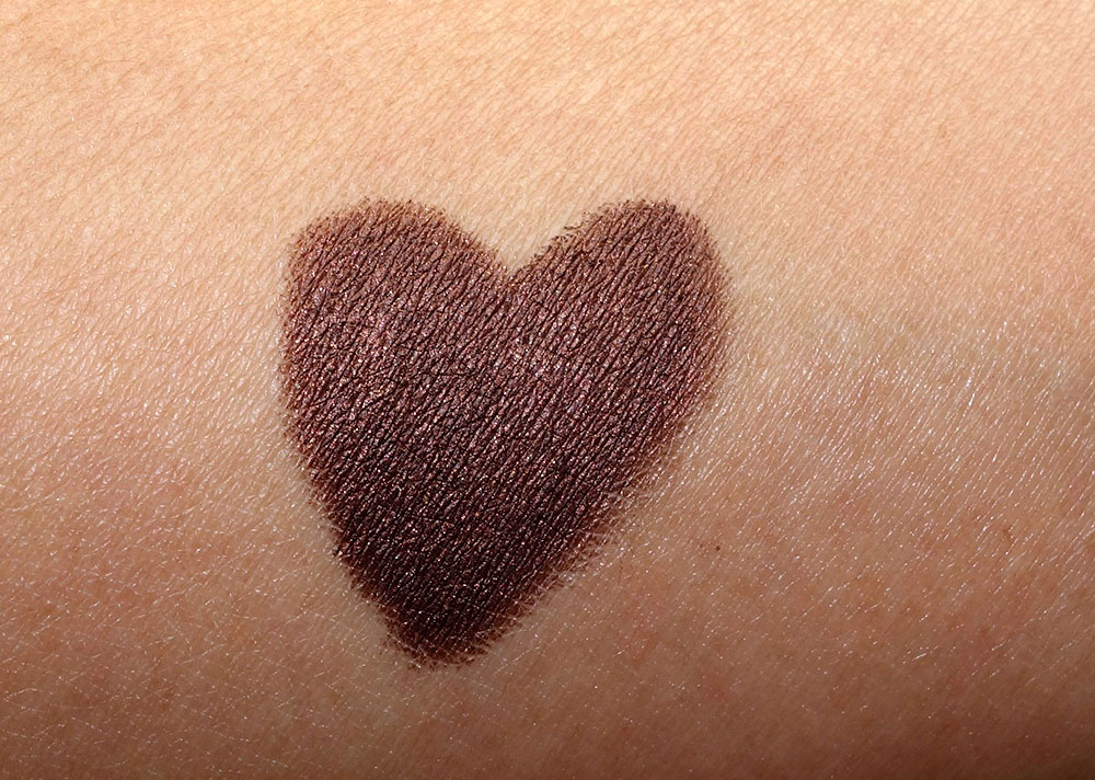 tom ford metallic mink swatch