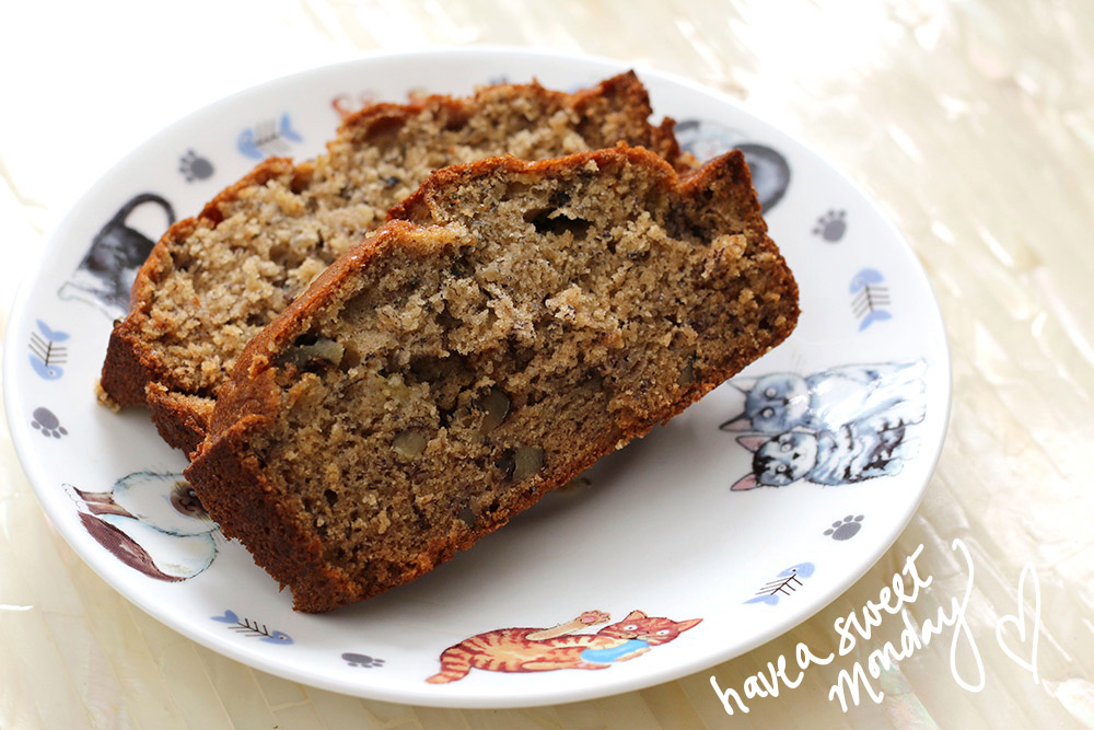 banana bread monday poll