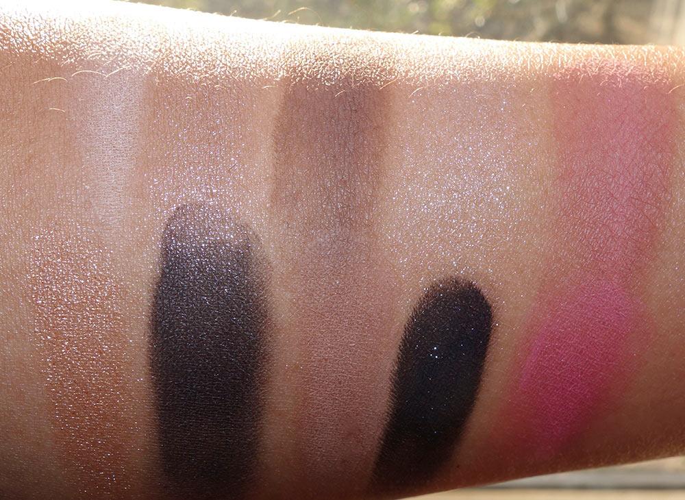 bobbi brown deluxe eye cheek palette