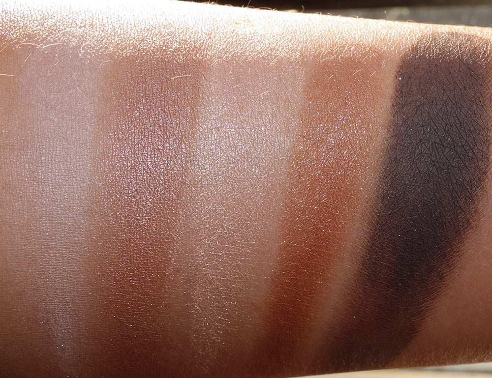 bobbi brown rich caramel eye palette
