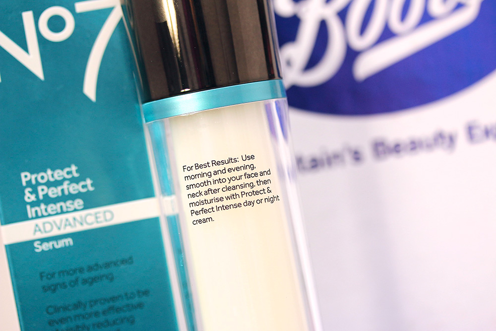 boots protect perfect intense advanced serum 5