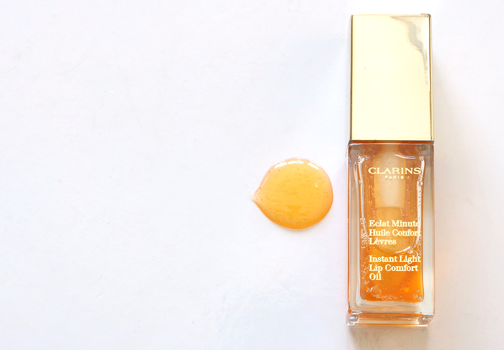 clarins instant light lip comfort oil 1