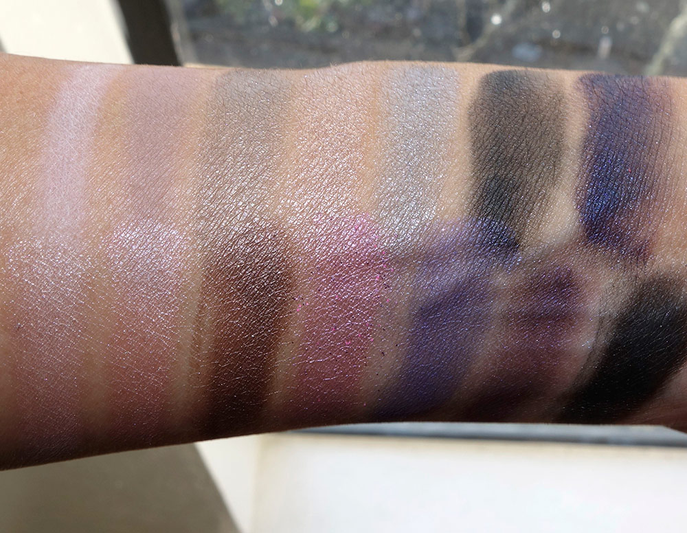 laura geller delectables delicious shades of cool wet swatches