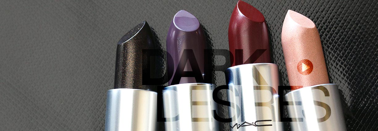 MAC Dark Desires Collection
