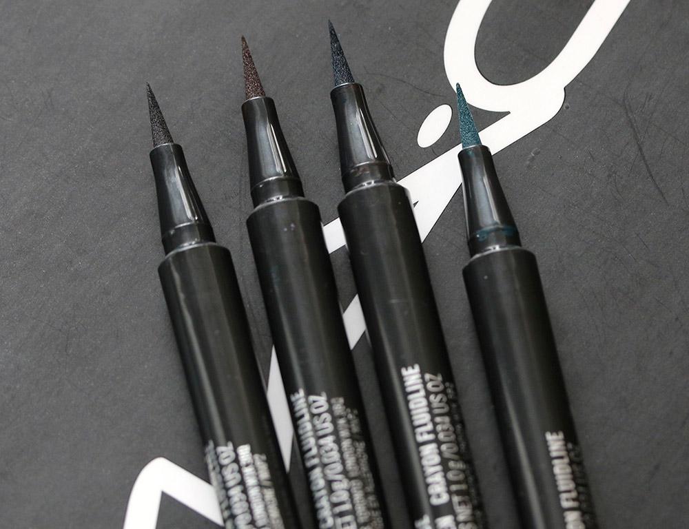 mac fluidline pen