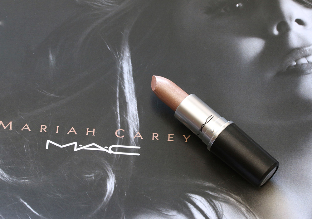 mac mariah carey all i want lipstick