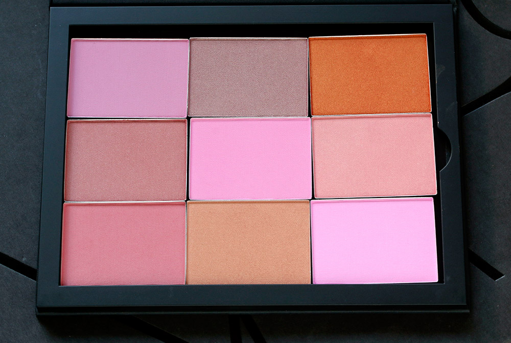 nars pro blush palette 2