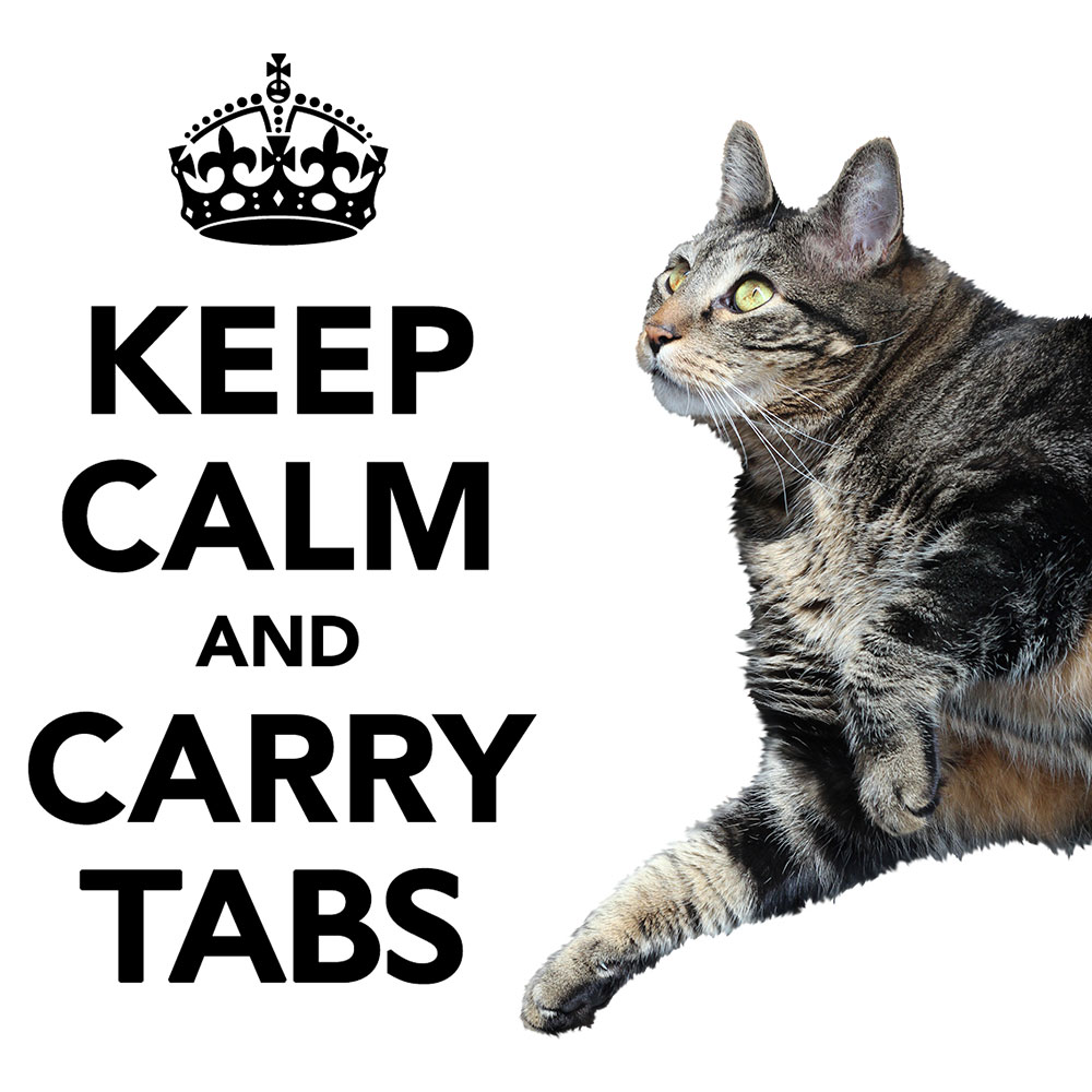 tabs-keep-calm