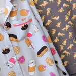 target doughnut pizza pajamas 890