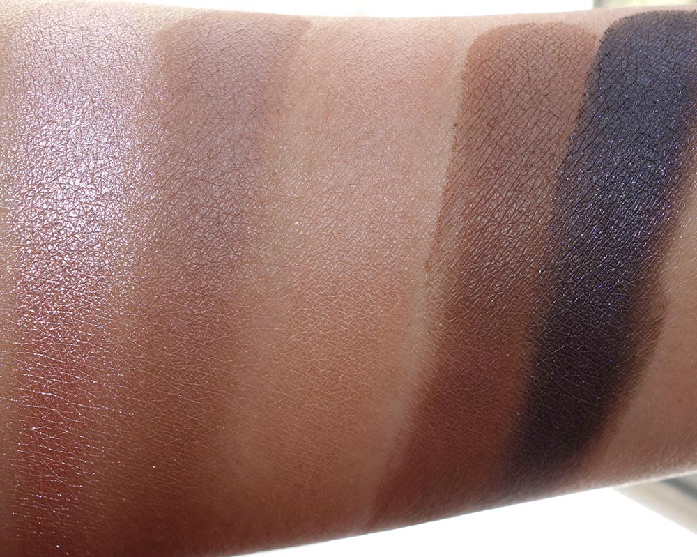urban decay gwen stefani swatches 2