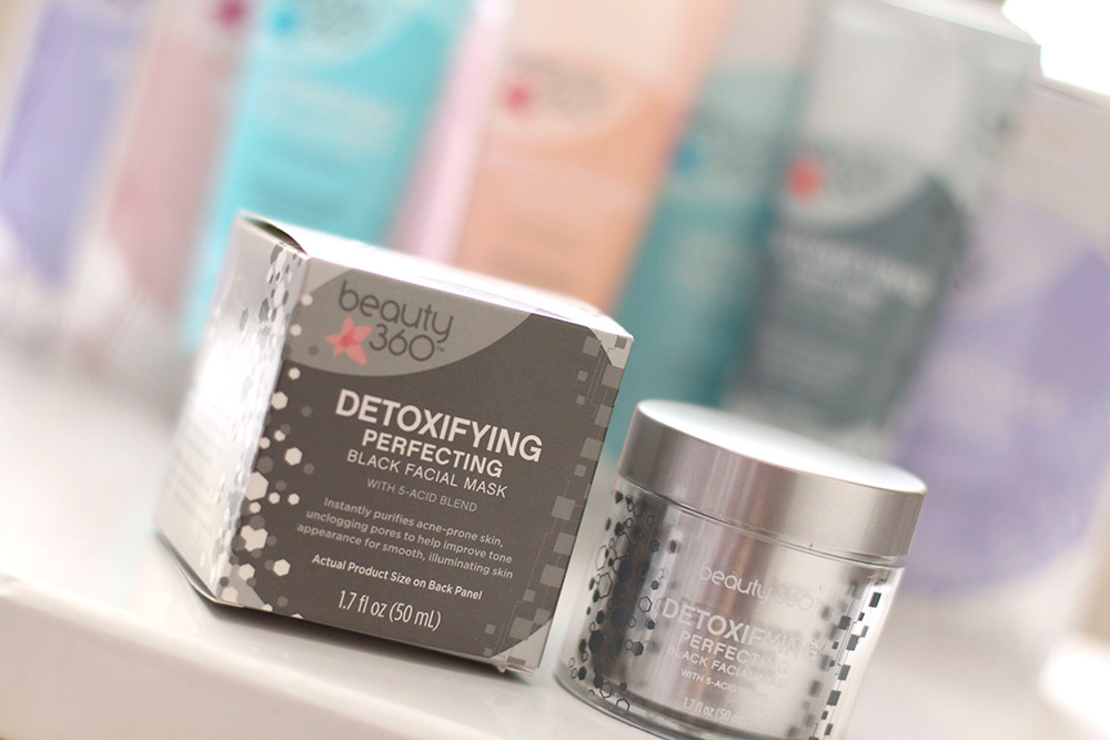 beauty 360 detoxifying perfecting face mask